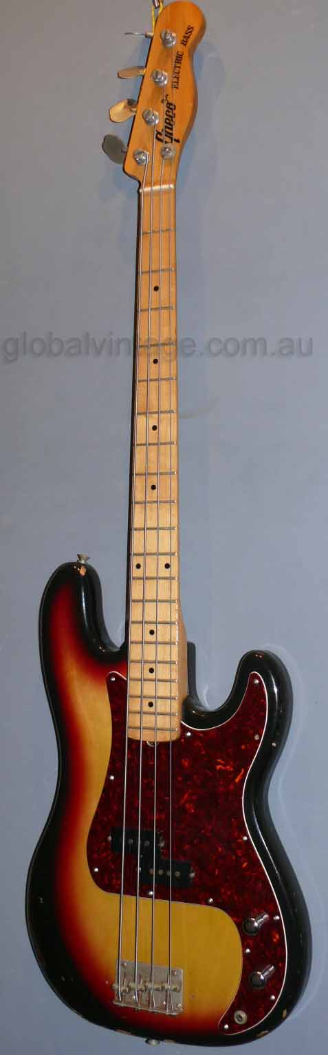 ~SOLD~Greco Japan `75 Precision/Tele bass type