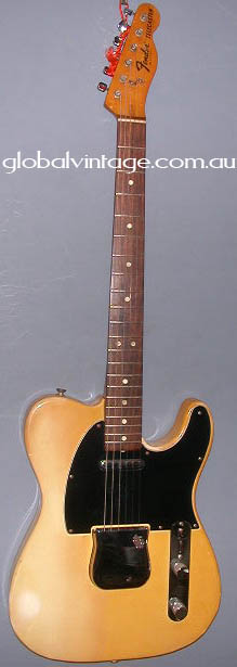 ~SOLD, thanks Rick N!!~Fender U.S.A. `77 Telecaster