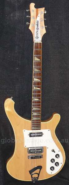 ~SOLD~Greco Japan `78 Rickenbacker 480 type