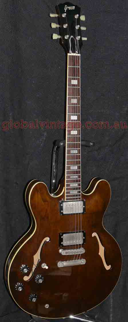 ~SOLD~Greco Japan `79 SA model-lefty