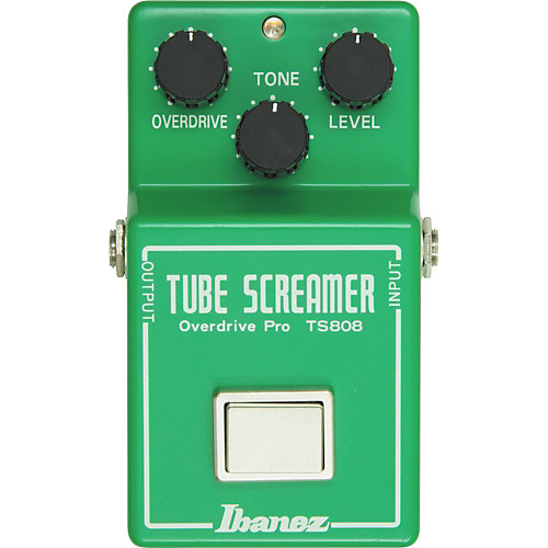 Ibanez Japan TS 808 Tube Screamer Overdrive Pro