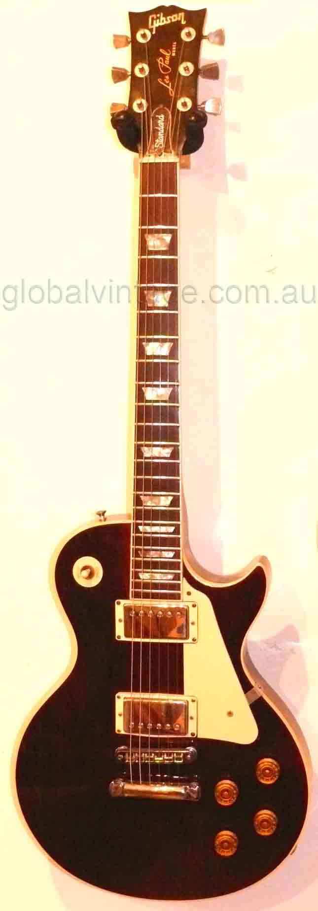 ~SOLD~Gibson USA `80 Les Paul Paul Standard
