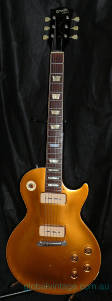 ~SOLD~Orville by Gibson `91 1953 Les Paul Reissue