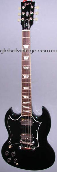 ~SOLD~Gibson USA '98 SG Standard- lefty