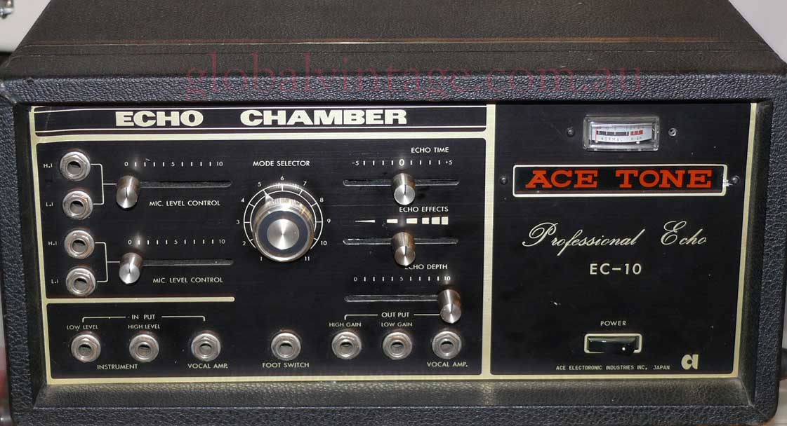 Ace Tone Japan Model EC-10 Tape Echo