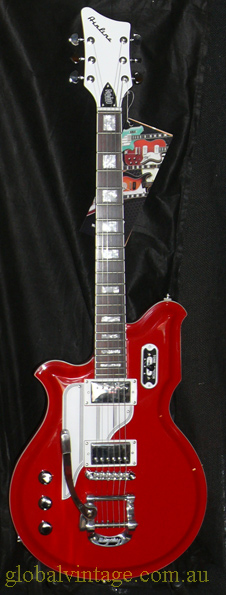 ~SOLD~Airline by Eastwood MAP model LEFTY/Bigsby & orig case