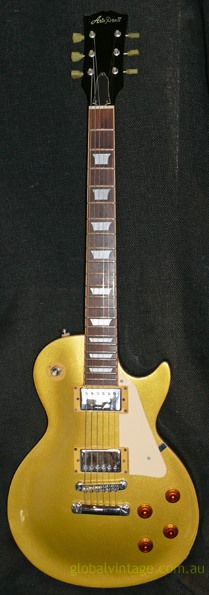 ~HOLD~Aria Pro II Japan LP Goldtop type