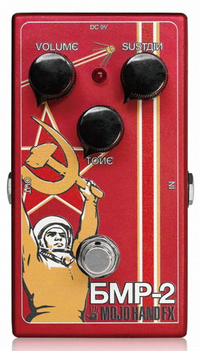 Mojo Hand BMP-2 Russian style Fuzz