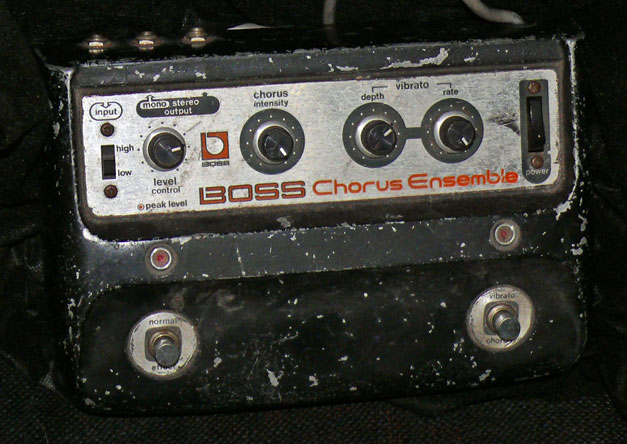 BOSS Japan CE-1 Chorus / Vibrato Ensemble
