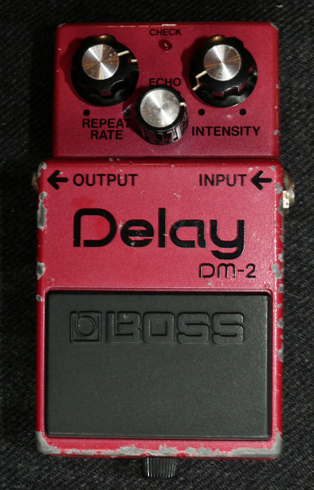 BOSS Japan `83 DM-2 Delay