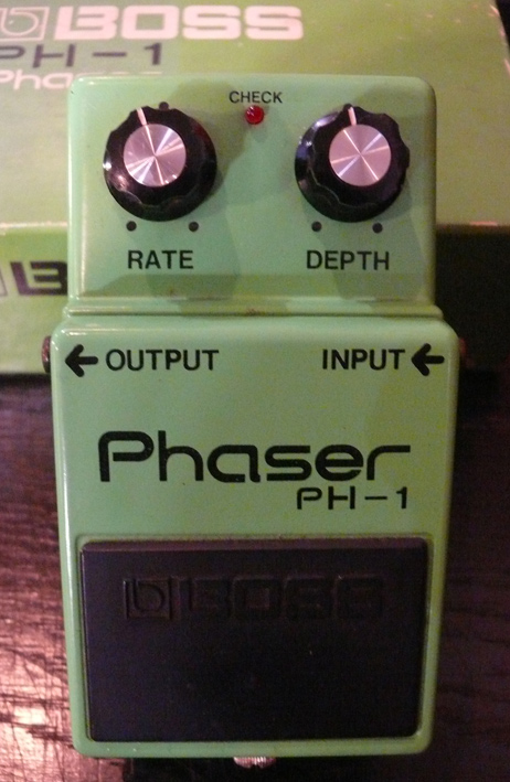 BOSS Japan `79 PH-1 Phaser with orig box