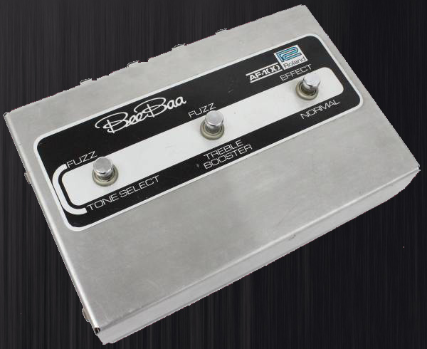 Roland Japan AF-100 BeeBaa Fuzz/Treble Booster