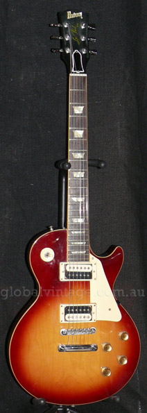 ~SOLD~Burny Japan Les Paul Model
