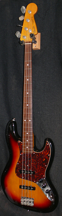Fender Japan C.I.J. Q series `62 Jazz Bass reissue