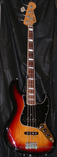 "Fender Japan C.I.J. ""O"" `75 Jazz Bass Reissue"