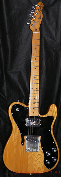 ~SOLD~Fender Japan C.I.J. O series `72 Telecaster Custom R.I.