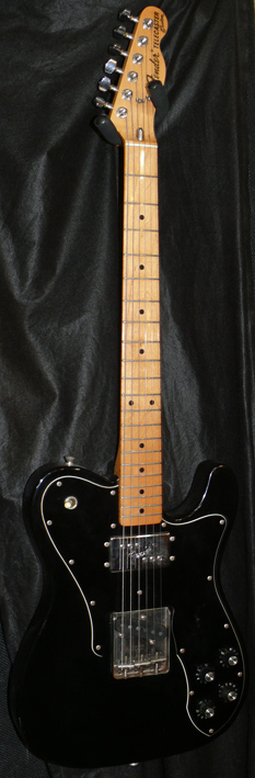 "Fender Japan C.I.J. ""O"" series Telecaster Custom R.I."