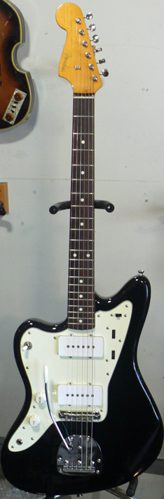 "Fender Japan M.I.J. ""T"" series Jazzmaster Reissue LEFTY"