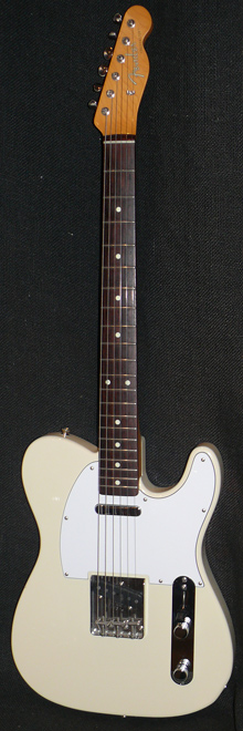"Fender Japan C.I.J. ""A"" series `62 Telecaster Reissue"