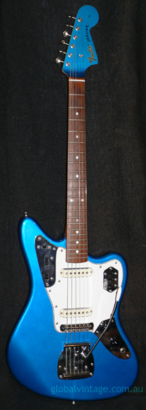 "Fender Japan C.I.J. ""O"" series `66 Jaguar Reissue"