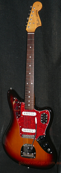 Fender Japan C.I.J. 'O' series Jaguar Reissue