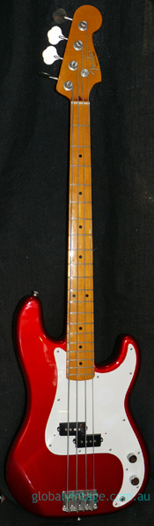 "Fender Japan C.I.J. ""P"" series `57 Precision Bass Reissue"