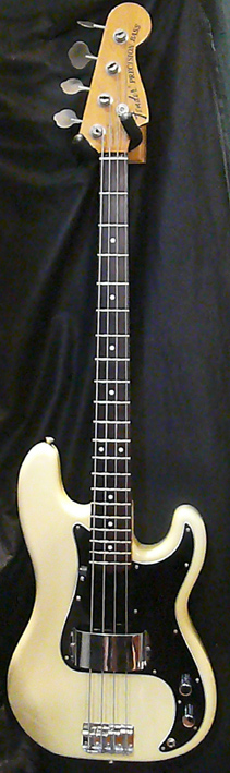 "~SOLD~Fender Japan C.I.J. ""O"" series `70 Precision Bass Reissue"