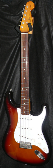 "~SOLD~Fender Japan C.I.J. ""O"" series `62 Stratocaster R.I."