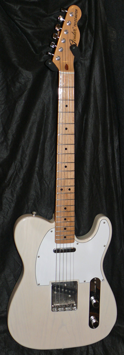 "Fender Japan C.I.J. ""O"" series `71 Telecaster Reissue"