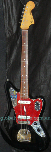 "~SOLD~Fender Japan C.I.J. ""P"" series Jaguar Reissue JG-66"