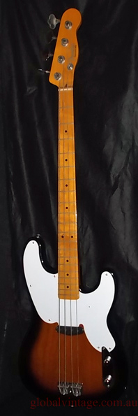 "~SOLD~Fender Japan C.I.J. ""P"" series Original P Bass (OPB)"