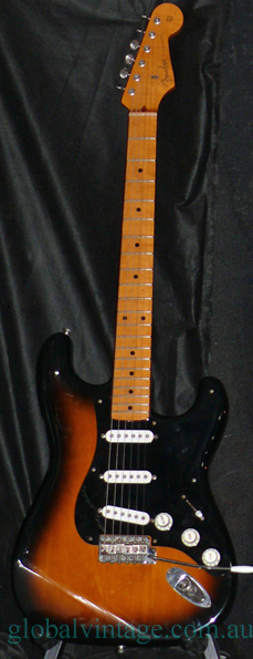 "Fender Japan C.I.J. ""P"" series `57 Stratocaster Reissue"