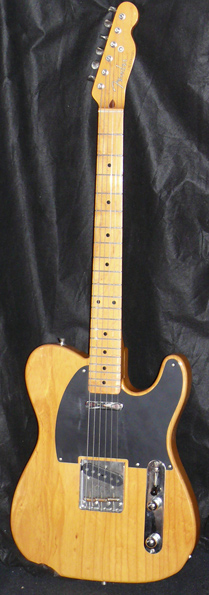 "Fender Japan C.I.J. ""R"" series `52 Telecaster Reissue"