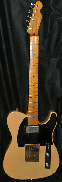 "Fender Japan C.I.J. ""P"" `52 Telecaster R.I. KR-SPL model"