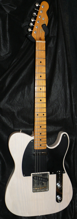 Fender Japan C.I.J. P series `52 Telecaster Reissue
