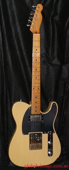 ~SOLD~Fender Japan C.I.J. P series `54 Telecaster KR spec