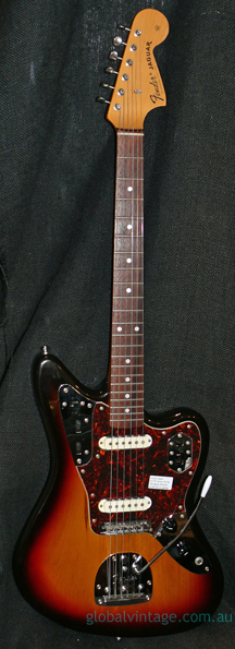 "~SOLD~Fender Japan C.I.J. ""Q"" series Jaguar Reissue"