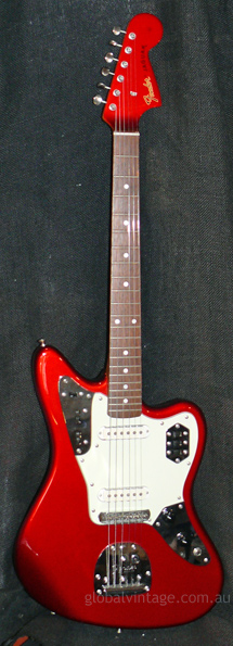 "~SOLD~Fender Japan C.I.J. ""R"" series Jaguar reissue JG66"