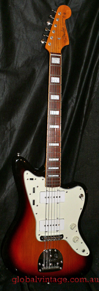 ~SOLD~Fender Japan C.I.J. R series `66 Jazzmaster R.I. Block Inl