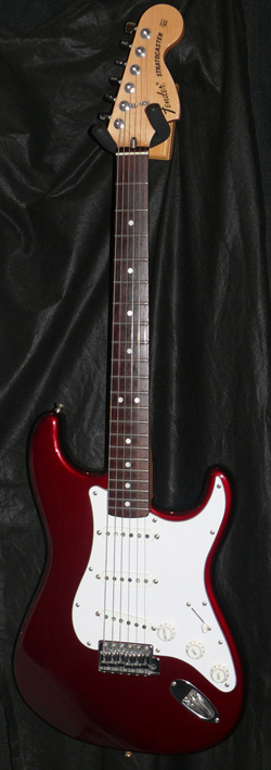 "~SOLD~ Fender Japan C.I.J. ""R"" series `72 Stratocaster R.I."