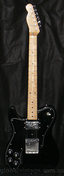 "~SOLD~Fender Japan C.I.J. ""R"" `72 Telecaster Custom R.I. LEFTY T"