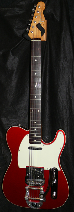 "Fender Japan C.I.J. ""R"" series `62 Telecaster with Bigsby"