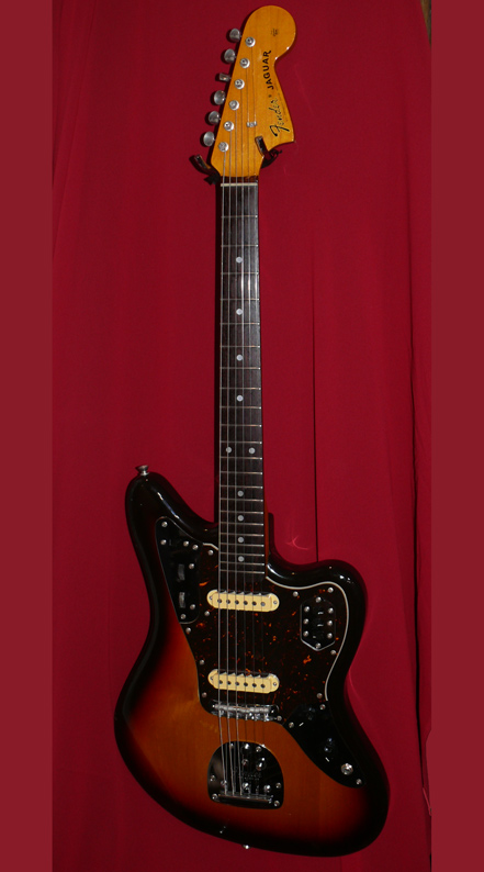 "Fender Japan C.I.J. ""S'' series Jaguar Reissue"
