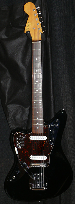 "~SOLD~Fender Japan C.I.J. ''S"" series Jaguar Reissue Left Handed"
