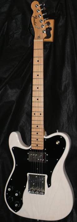 "Fender Japan C.I.J. ""S"" series `72 Telecaster Custom R.I. LEFTY"