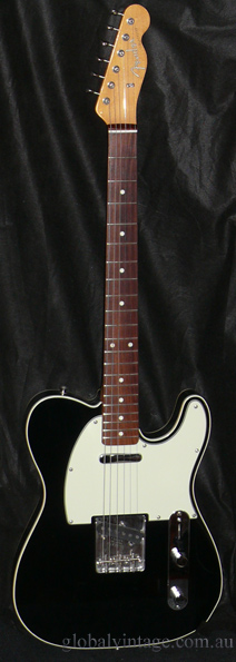 "~SOLD~Fender Japan C.I.J. ""S"" series `62 Telecaster Custom reiss"
