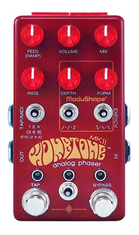 Chase Bliss Audio Wombtone Mk II Phaser