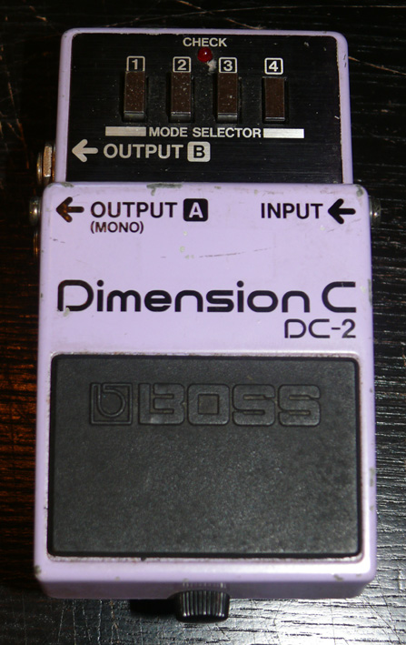 BOSS Japan `86 DC-2 Dimension C