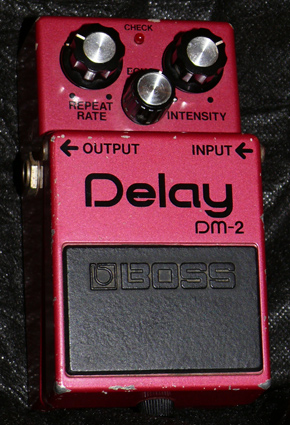 ~SOLD~BOSS Japan DM-2 March 1983