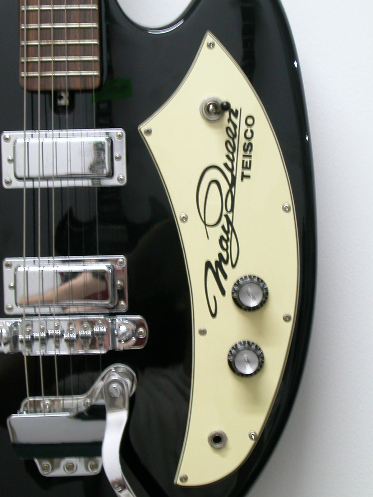~SOLD~2002 Teisco May Queen